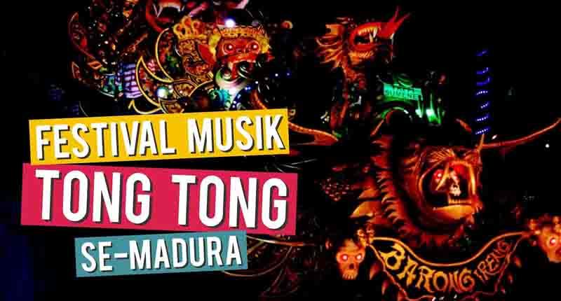 Ingat, Nanti Malam di Sumenep Ada Parade Musik Tong-tong
