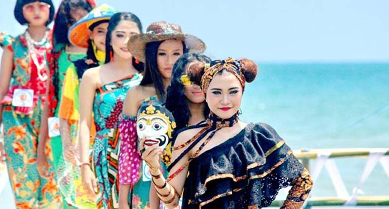 Berikut Para Juara Fashion Batik on The Sea 2018